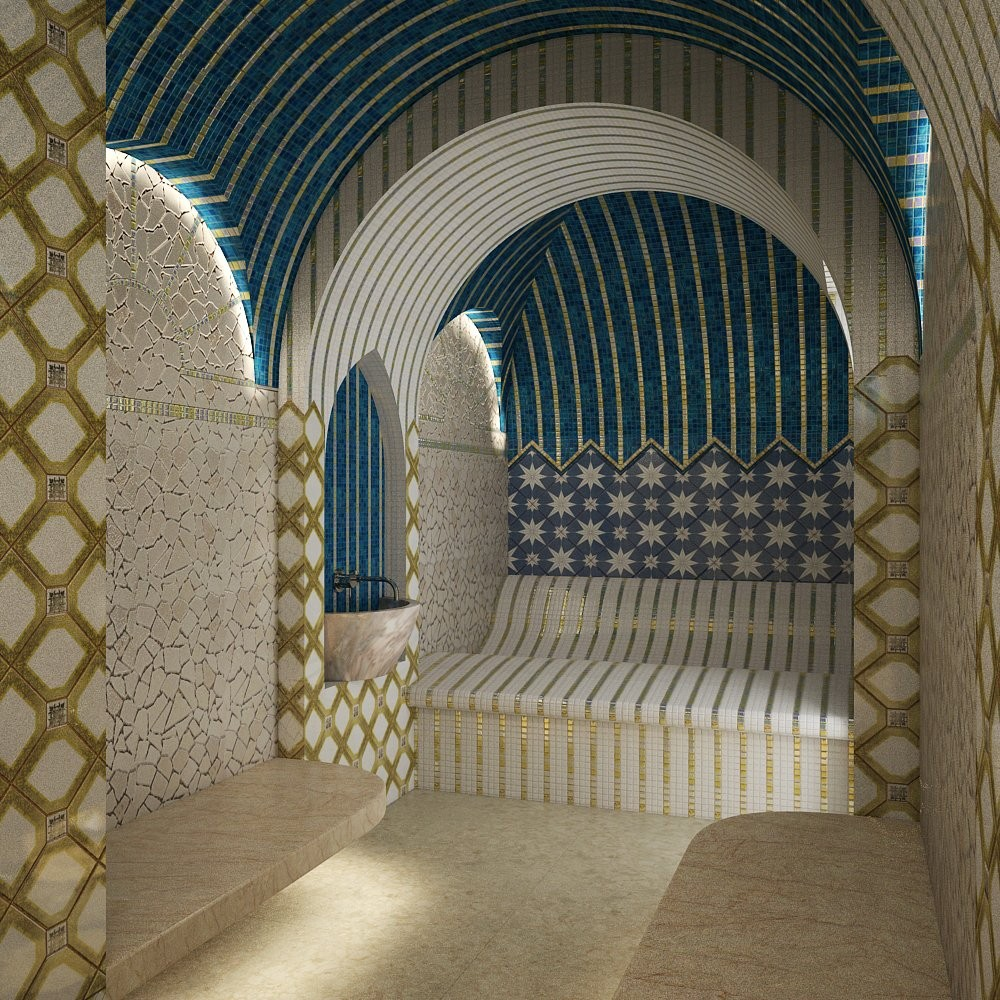 Султан, банный комплекс - №1